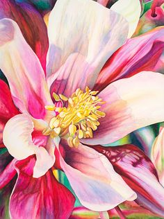 Laurie Asahara - Portfolio of Works: Florals