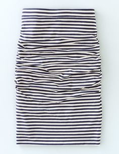Ruched Skirt boden