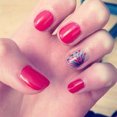 30 4th of July Manicure Ideas nails nail art 4th of july manicures 4th of july nail ideas 4th of july nail art patriotic nail ideas