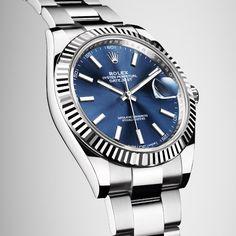 New Oyster Rolex Datejust 41 Watch