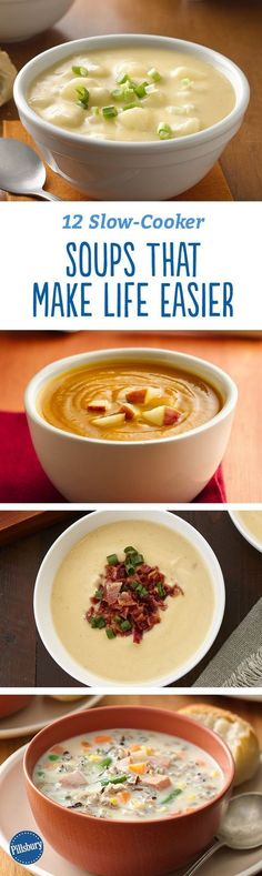 These winning recipes are the best of the best: with four stars or higher, any one of these soups is a guaranteed family favorite. From Slow-Cooker Chicken Taco Soup to Slow-Cooker Italian Meatball Soup, these are inventive, cozy, and delicious soups that you'll want to make again and again.