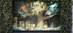 Escaparates de Navidad 2014: Selfridges hace un guiño a los cuentos infantiles. #Selfridges #christmas