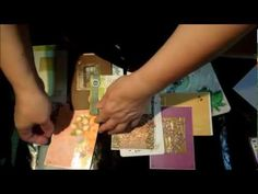 ▶ Vellum paper on cards - YouTube