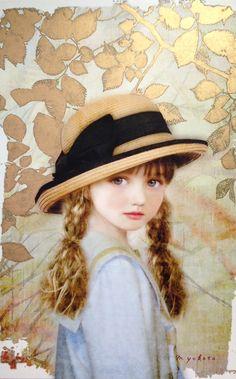 「横田美晴 少女王国 金と銀の薔薇と星」展 盛況裡に 12/26 まで開催 | 銀座かわうそ画廊 - 楽天ブログ