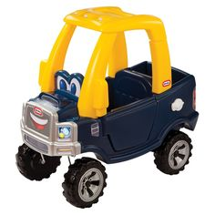 Little Tikes Cozy Truck-For his 1st Birthday!
