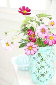 beautiful flowers, decor inspiration