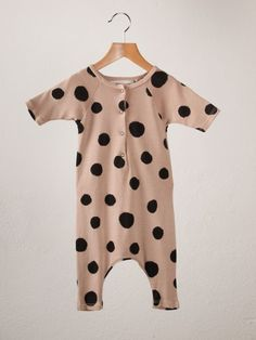 Jumpsuit dots by Bobo Choses SS14-15 Collection