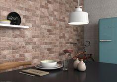🔹 #BRICK EFFECT 🔹 Never the brick effect was so real ➽ City #Geotiles #tiles#carrelage #architecture#architecturelovers#baldosas #homedecor#interiores #design#instadesign #decor #cerámica #arquitectura#tileslover#instahome #home #flooring#decoracion#azulejos #baldosas#ihavethisthingwithtiles#ihavethisthingwithfloors #interiors #tegel #arquitetura#ladrillo#ladrillos#arquitetura#arquiteturadeinteriores#designdeinteriores #instadecor#cimentoqueimado Brick Effect Tiles, Wall Lights, Flooring, Architecture, Interiors, Design, Home Decor, Ideas, Arquitetura