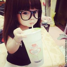 cute asian babies <3<3- She is sooo Cute I cant wait to have one someday <3<3 I swear she looks like a doll -No she is real <3<3
