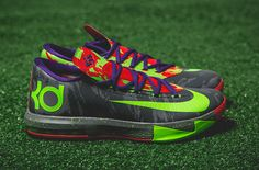 "Nike KD VI ""Energy"" (Release Info & Detailed Pics)"