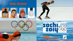 2014 Sochi Winter Olympics Speed Skating: Men's 10000 metres Sven Kramer: Silver