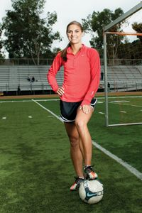 fbd34c1e5 Pro Day with Alex Morgan. Usa Soccer ...