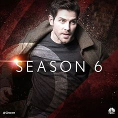 Grimm, the series that feature Detective Nick Burkhardt (David Giuntoli) as the killer of fairy tale creatures, is entering it's sixth and final season on Grimm Cast, Nbc Grimm, Grimm Tv Show, Rip Hunter, Grimm Series, Tv Series, Drama Movies, New Movies, Supernatural Poster