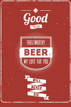 Homer Simpson Beer Quote Print | A 12 Pack Of Handmade Beer Stuff You Can Own