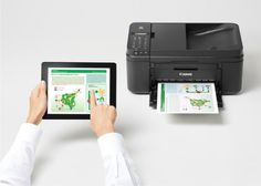 Mobile Printing made easy! Pixma Solutions | Canon Features