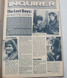 89 Best Lost Boys Images Lost Boys The Lost Boys 1987 Boys