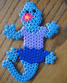 34 homemade blue lizard