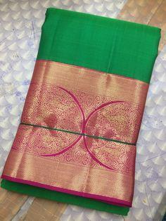 Bridal Sarees, Bridal Wedding Dresses, Buddha Meditation, Kanchipuram Saree, Elegant Saree, Pure Silk Sarees, Indian Designer Wear, Saree Collection, Indian Sarees