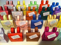 Abschied Kindergarten mini Schulranzen