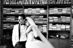 Wedding / Library Wedding / Wedding Shooting
