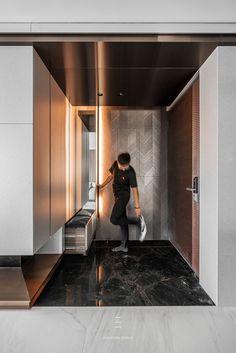 Entry Way Design, Foyer Design, Lobby Design, Home Room Design, Hall Design, Lobby Interior, Arch Interior, Luxury Interior Design, Interior Design Inspiration