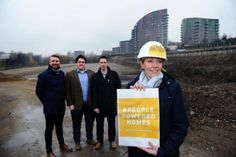The Government has launched an affordable housing fund that will help unite communities to build and refurbish the affordable housing they need