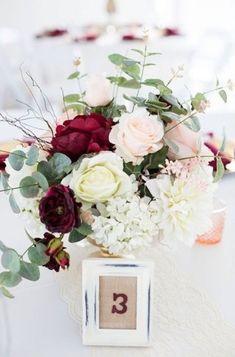 90 glamorous burgundy wedding ideas 17 #BurgundyWeddingIdeas