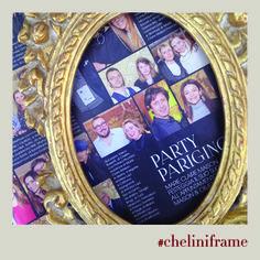 Spotted on Marie Claire Maison Italia: Vasco Bussetti from Chelini with Patrizia Piccinini, Marie Claire Maison Italia editor! #cheliniframe