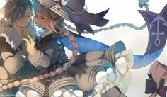 Wadanohara and the Great Blue Sea by Semcool on DeviantArt