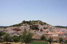 Aracena à Huelva, Andalucía