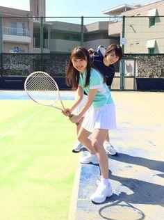 Ayumi Ishida & Haruka Kudo from Morning Musume. '17