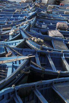 maroc, morocco, color, boats, essaouira