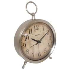 9 Best Small Metal Table Top Clocks With Second Hand Battert Operated Ideas Small Metal Table Tabletop Clocks Clock