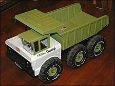 Custom Tandem Axle Mighty Dump