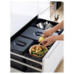 58 Ideas For Ikea Organization Shelves Offices Ikea Kitchen, Kitchen Pantry, Home Decor Kitchen, Kitchen Interior, Home Kitchens, Kitchen Dining, Open Kitchen And Living Room, Open Plan Kitchen, Ikea Variera