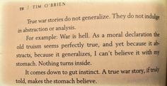 The Things They Carried by Tim O'Brien Literature Quotes, Book Quotes, Tim O'brien, The Things They Carried, High School Classroom, Page Turner, Charles Bukowski, English Language, Compost