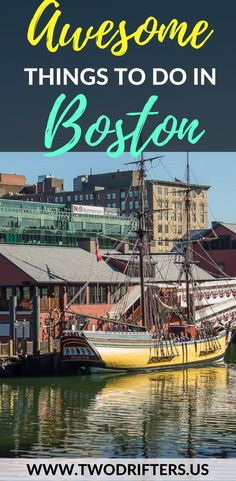 The best things to do in Boston for couples, singles, families, and friends! Our Boston travel guide