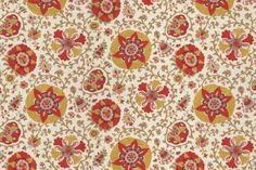 silsila in curry - $24.74/yard // such a pretty pattern
