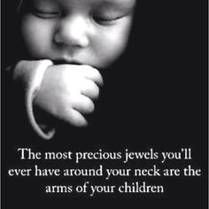 Children are a blessing from God.