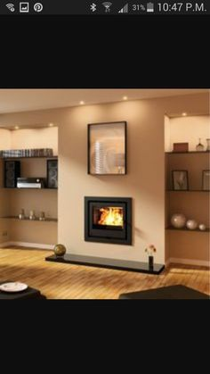 The Aarrow i-series cassette stoves offer sleek, contemporary design, along with great levels of efficiency. Available in a wide range of sizes and outputs, there's an i-series stove to suit every home. Inset Fireplace, Log Burner Fireplace, Home Fireplace, Wood Burner, Fireplace Design, Fireplace Ideas, Corner Fireplaces, Modern Fireplaces, Inset Log Burners