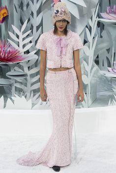Chanel Alta Costura Primavera verano 2015