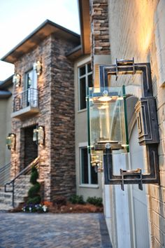 Our beautiful Maya lighting fixture. Made to perfection. Solara is leading manufacturer of architectural doors and lighting. Custom Lighting, Lighting Design, Gas And Electric, Light Fixtures, Maya, Beautiful Homes, Indoor, Architecture, Building