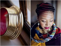 More on Culture. Join us as we enjoy Landi and Malibongwe's Ndebele South African wedding reception by As Sweet As Images. African Fashion Designers, African Men Fashion, African Beauty, African Women, African Traditional Dresses, Traditional Wedding Dresses, Traditional Outfits, South African Weddings, African Jewelry