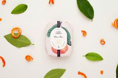 "Savon Stories Lotion Bars Packaging by Menta. ""Savon Stories launched a new line of luxury soaps Savon Stories Lotion Bars,made with raw ingredients and essential oils to nourish the skin."" Menta is an independent branding & illustration studio..."