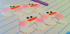 Lizardbreath Creations: 24 days until Christmas. Days Until Christmas, Christmas Snowman, Super Easy, Tags, Days Till Xmas, Days Before Christmas, Mailing Labels