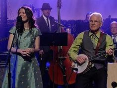 "Live On Letterman: Steve and Edie perform ""When You Get To Asheville"" from their CD, ""Love Has Come For You."" Click this link to SUBSCRIBE the THE LATE SHOW ..."