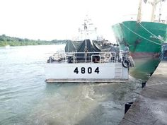 KN Gajah Laut-4804 Akhiri Ekspedisi Gorut Portal, Boat, News, Dinghy, Boats, Ship