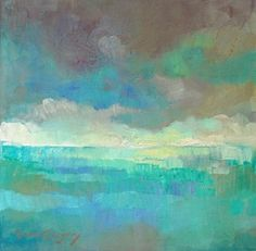 landscape paintings - paintings by erinfitzhugh gregory