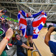 Jason Kenny Gold Mens Sprint Rio Olympic Games 2016 @tdwsport