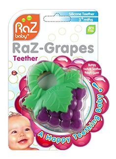 RaZbaby RaZ-Teether, Grapes, 4+ Months Razbaby https://www.amazon.com/dp/B00DUF64PC/ref=cm_sw_r_pi_dp_x_JabzzbAPSMECN